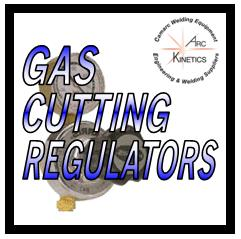 Gas Cutting Regulators