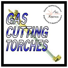 Gas Cutting Torches