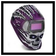 Speedglas 100 Series Raging Skull Welding Helmet