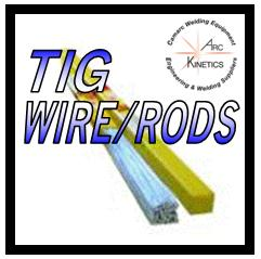 TIG Wire/Rods